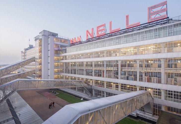 Van Nelle Fabriek – Rotterdam (The Netherlands)
